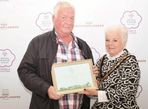 Twyford win Gold Award in annual Britain in Bloom