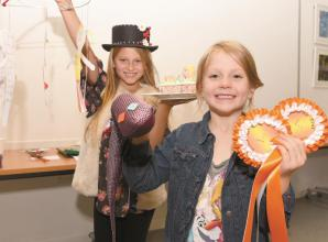 In pictures: Bourne End Junior Craft Show 2019