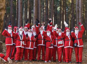 Charity news (Oct 10): Thames Hospice Santa Dash date set