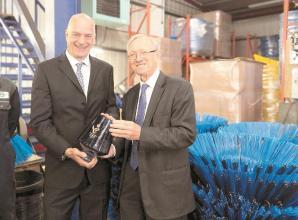 Wooburn Green firm scoops Queen's Award