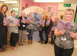 Poetry book published by Optalis raises awareness about dementia