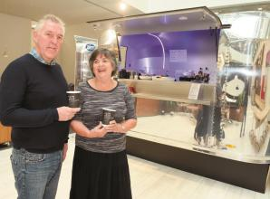 New café launched at council HQ to help jobless find work