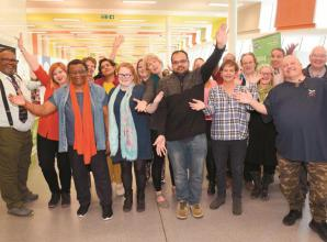 World Mental Health Day celebrated at The Curve