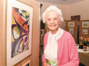 Gold-medallist Lorna Minton to run Twyford and Ruscombe art group session