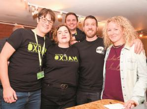 In pictures: Musicians take to stage for Oxjam Windsor Festival