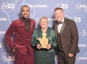 Founder of DrugFAM honoured at National Lottery awards