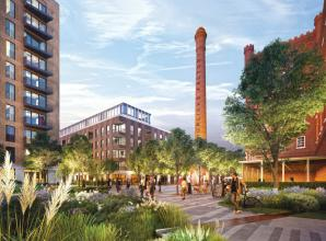 Redevelopment of Slough's iconic Horlicks factory approved by councillors
