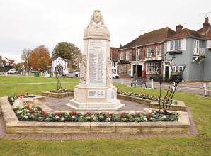 Remembrance Sunday events in  Windsor and  Slough