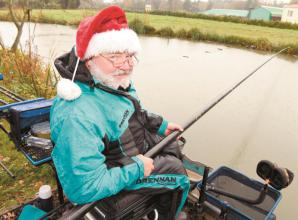 Anglers reel in £1000 for hospital presents during charity fishing match
