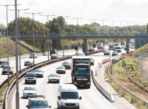 M4 closures this weekend