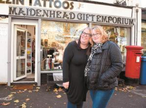 Maidenhead Gift Emporium 'blown away' with response