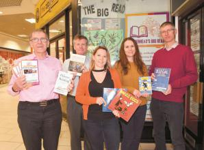 Another chapter of Maidenhead's Big Read awaits