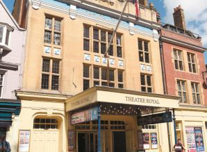 Theatre Royal thanks firefighters for preventing bin fire spreading into building