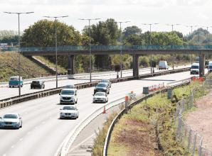 Weekend M4 closures between Junction 6 and 8/9 in January