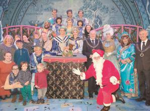 Donation from Advertiser trust helps get children to Windsor panto