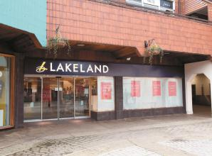 Concern for town centre retail as Lakeland closes in Windsor Yards