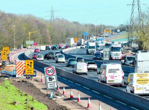 Smart motorways to be made safer