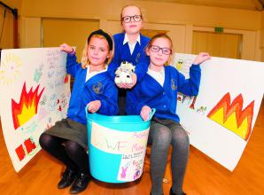 Hurst youngsters raise more than £200 for Australian bushfires
