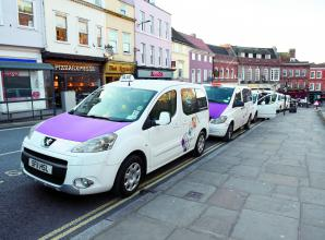 Taxi drivers hit out at council proposals to reduce rank space