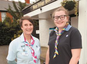 More Girlguiding volunteers needed for units to stay open