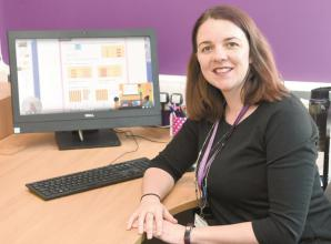 Braywick Court School's online lessons prove popular