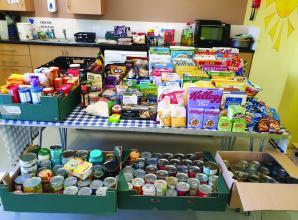 Dedworth Green First School receive 'generous' donation