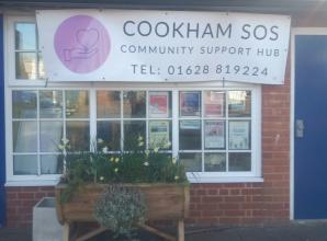 Cookham SOS supports community through coronavirus