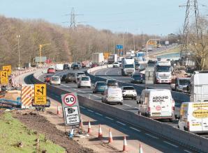 SMART MOTORWAYS: Weekend M4 closures between Slough and Maidenhead