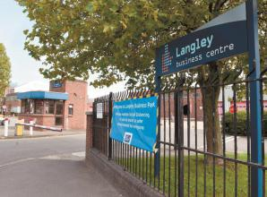 Langley Business Centre to be replaced by 26-metre high data centre and 60 homes