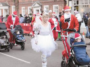 Marlow Santa run organisers confident of event 'success'