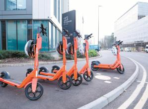Safety fears raised over e-scooter use in Windsor