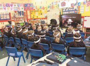 Norden Farm live streams theatre shows to Maidenhead schools
