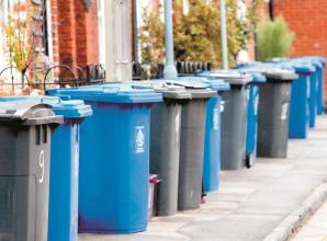 Viewpoint: Climate policy, green space and bin collections
