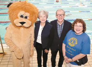 Maidenhead Lions hoping to hold annual Swimarathon in the summer