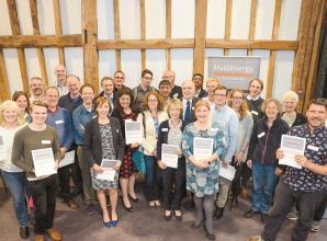 MaidEnergy bringing bright ideas to reduce Royal Borough carbon footprint
