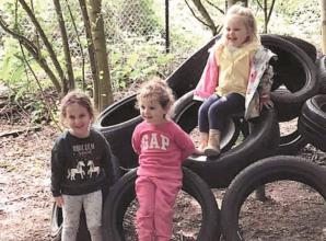 Bray forest school application 'inundated' with support