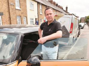 Maidenhead driver puzzled by parking ticket after buying permit