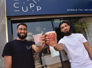 Bubble tea store launches in Farnham Road