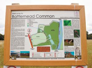 Viewpoint: Should Battlemead path be opened to public?