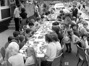 Remember When: Street parties to mark Charles and Diana's wedding