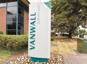Vanwall Business Park offices could be turned to flats