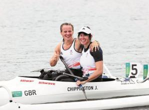 Jeanette Chippington believes late father gave her 'an extra push' to claim bronze