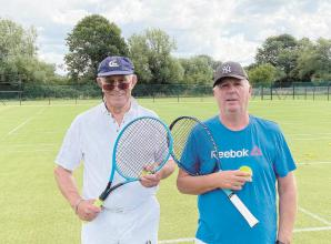 Tennis facilities being built on former site of North Maidenhead Cricket Club
