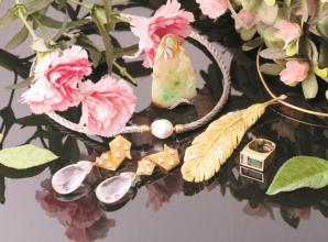 Grima jewellery owned by Michel Roux up for auction in Maidenhead