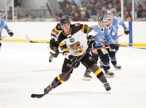 Ice hockey: 'Puck luck' wasn't on Bees side as Sheffield clinch Autumn Cup win