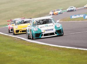 Holyport's King returns to the top step of the podium at Silverstone