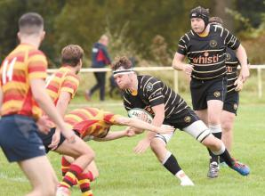Pandemic brings change and churn to Marlow RFC but the future looks bright