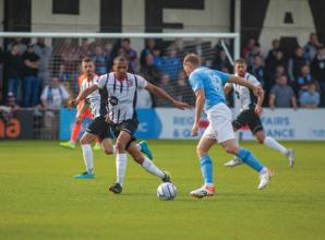 Peters thanks Maidenhead United fans for their 'amazing support'