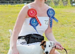 Nelson scoops lookalike award at fun dog show