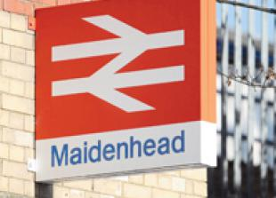 Train services delayed due to line blocked at Maidenhead